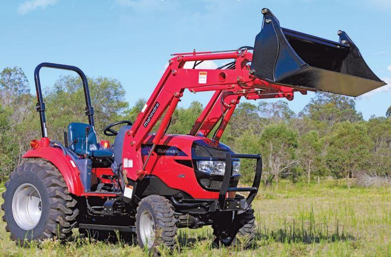 Mahindra sub compact tractor