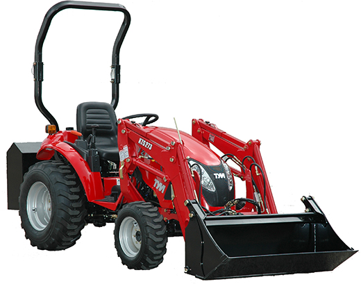 TYM sub compact tractor