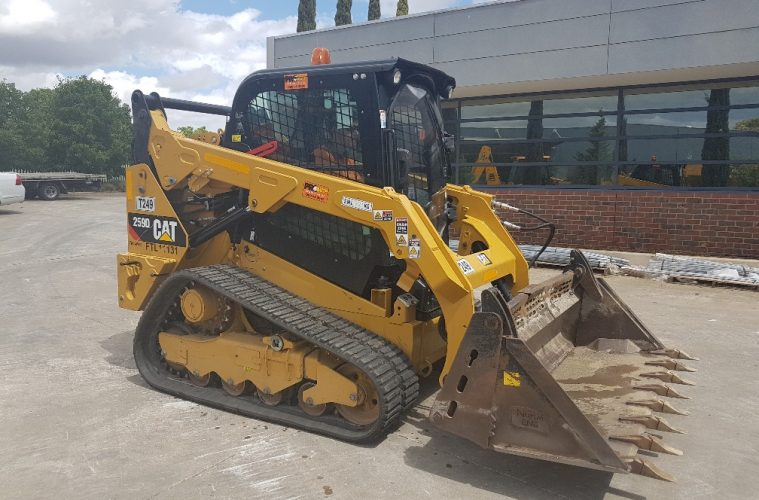 Cat 259D | Skid Steer Equipment Focus