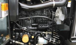 TYM T503 Engine