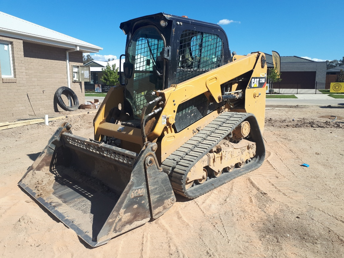 Cat 239D | Skid Steer Equipment Focus | Caterpillar D Series