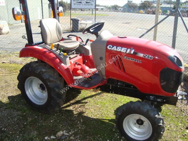 B Series Farmall tractor