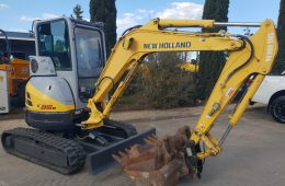 New Holland E35B