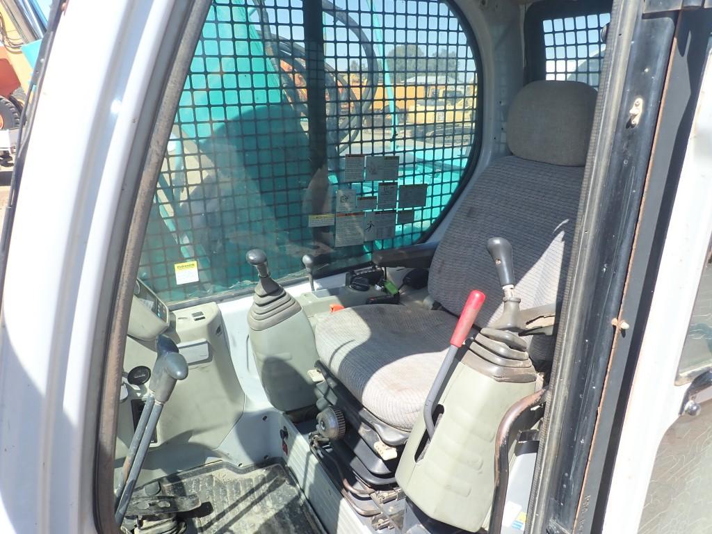 Kobelco Cab