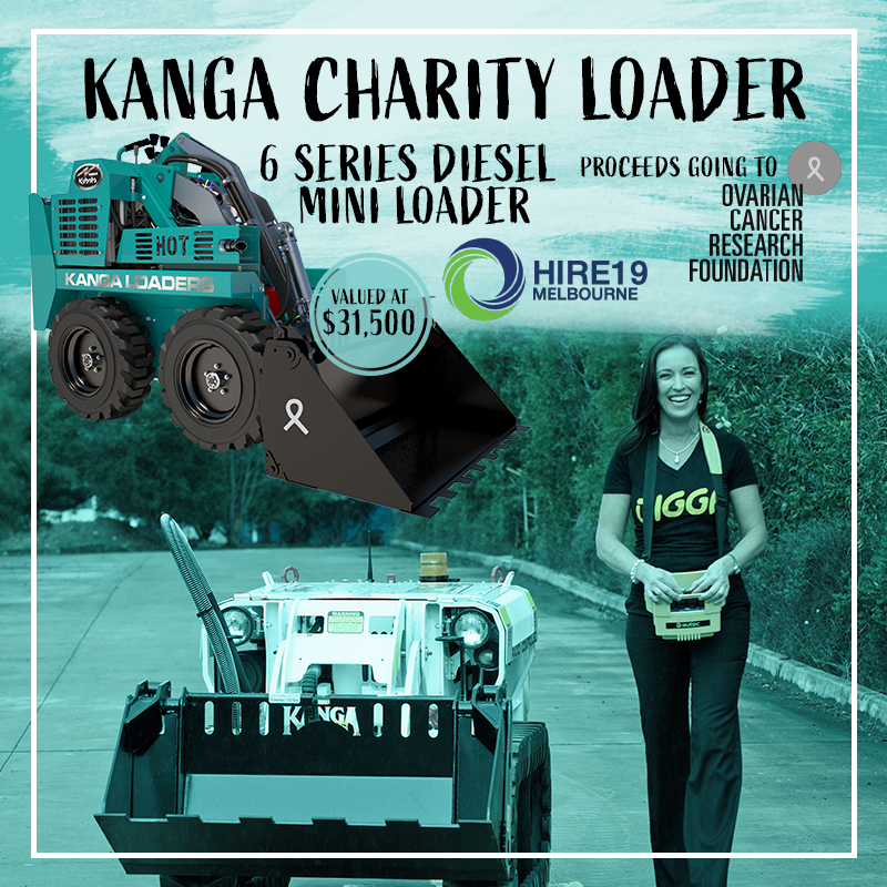 Kanga charity auction poster