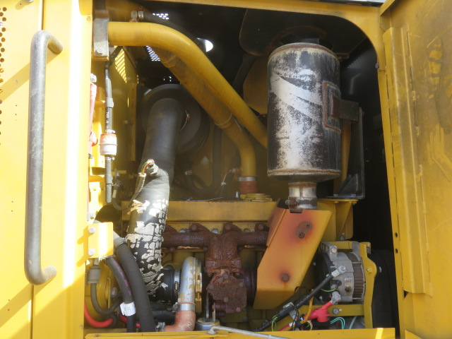 Cat 12M engine