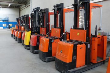 Forklift Auction