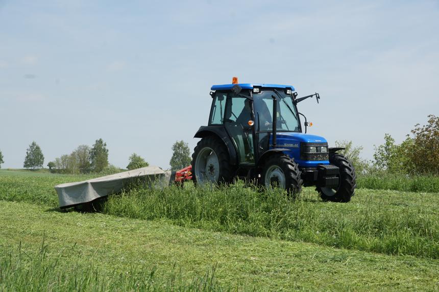 Solis 60 Tractor 4WD