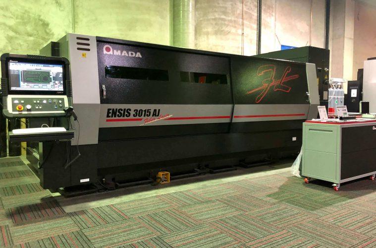 Laser cutter brands Amada laser cutter