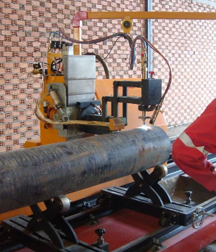 Tayor CNC pipe cutter
