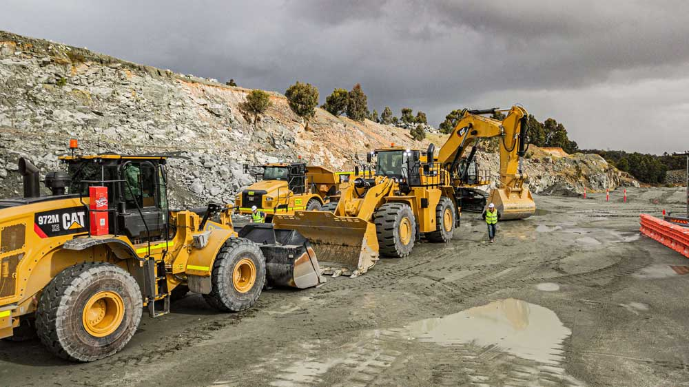 972M XE & 988K XE Wheel Loaders