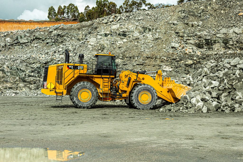 Caterpillar 988K XE Wheel Loader