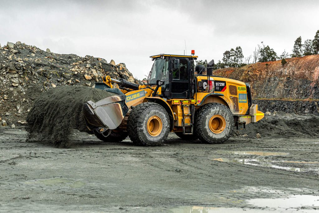 Caterpillar 972M XE wheel loader