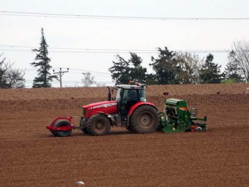 Operating your Tractor